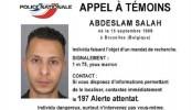 Manhunt for Paris attacks suspects