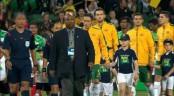 Security tightened ahead of Australia tour