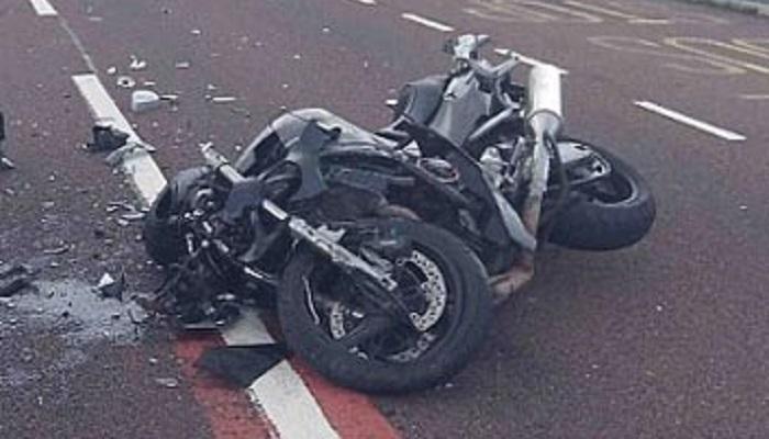 Motorcycle rider killed in road crash in Habiganj
