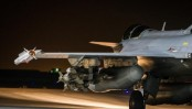 French, Russian warplanes pound IS targets in Syria