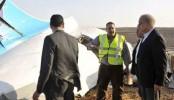 Sinai air crash: Egypt detains two airport staff