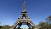 Eiffel Tower closed again