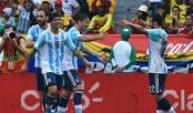 Argentina, Brazil back on track