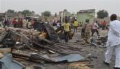 32 killed in Nigeria explosion