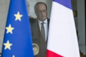 Russia, France push UN resolutions on fighting IS