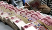 Chinese yuan strengthens against dollar