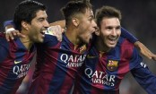 Lionel Messi is Barca and world No 1: Luis Suarez