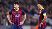 Xavi Hernandez hails Lionel Messi as the greatest player in history