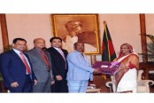 Union Bank donates blankets to PM's relief fund
