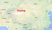 28 'terrorist group members' shot dead in China