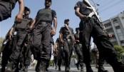 Gunmen kill 3 security troops guarding mosque in Pakistan