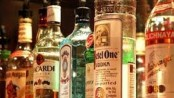 Liquor, beer seized from city club
