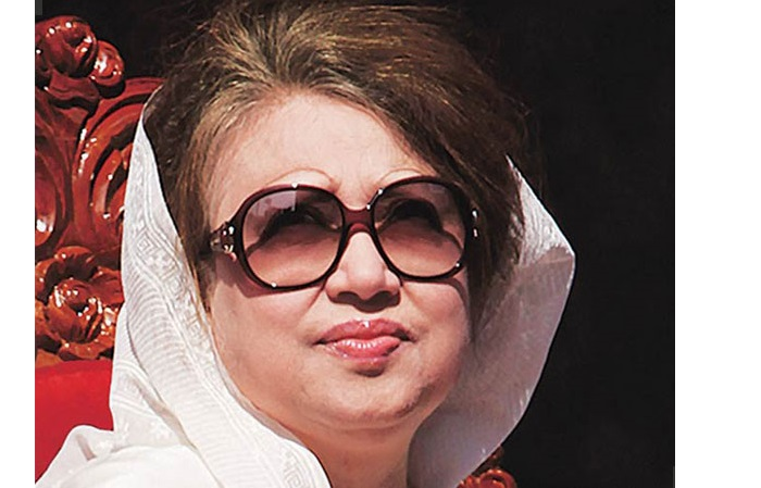 Security sought for Khaleda Zia as she returns home