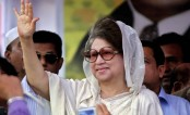 Khaleda returns home amid tight security
