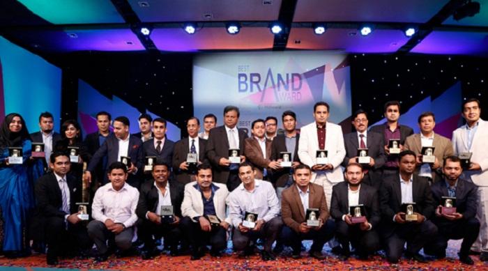 7th Best Brand Award 2015 held