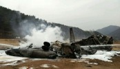 US military helicopter crashes in South Korea, killing 2