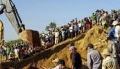 Death Toll Rises to 104 in Myanmar's Landslide