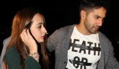 Varun claims it wasn't him in the pic with Natasha