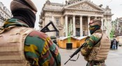 Terror alert makes Brussels surreal for residents, tourists