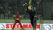 Barisal Bulls fighting back after quick wickets