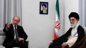 Russia's Putin arrives in Tehran: state media