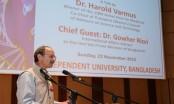 Nobel Winner speaks at IUB