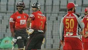Mashrafe's cameo secures Comilla's first win