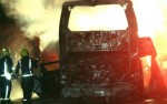 24 killed in fiery bus crash in Mexico