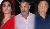 Bollywood celebrities slam Aamir over 'intolerance' remarks
