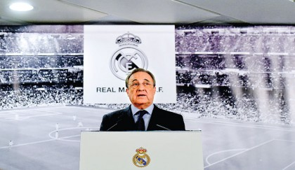 Real president gives Benitez vote of confidence