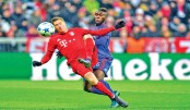 Bayern Munich go through