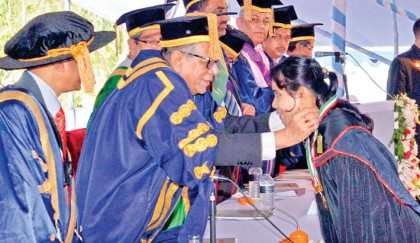 President for more investment in education sector