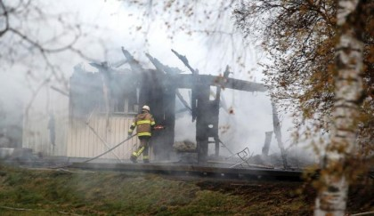 Migrants live in fear of arson attacks in Sweden