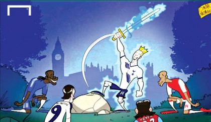 Harry Kane is the New King