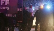 Colorado shooting suspect arrested after five-hour police standoff