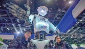China unveils 'armed attack' robots