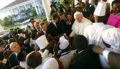 Pope Francis to remember Christian martyrs at Uganda Mass