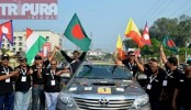 BBIN Friendship Motor Rally gets warm welcome in Chittagong