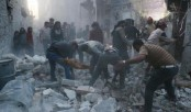 At least 18 civilians killed in Syria air strikes: monitor