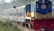 Train crashes mother and son in Jamalpur