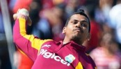 Narine action found illegal; suspended from international cricket