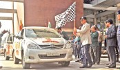 BBIN motor rally gets warm welcome in Ctg