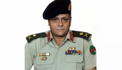 BREB chairman Brig Gen Moin Uddin promoted to Major General
