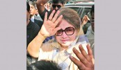 Khaleda gets bail after surrender
