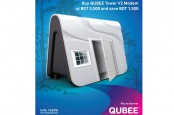 QUBEE introduces tower V2 with exciting packages