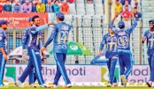 Spinners, Soumya shine bright as Riders batter Vikings