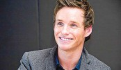 Marriage is bliss: Eddie Redmayne