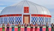 Turkmenistan choir sets Guinness World Record