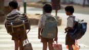 India: Random checks planned over heavy school bags