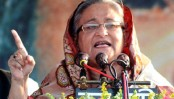 Dhaka won't allow insurgency, PM reiterates